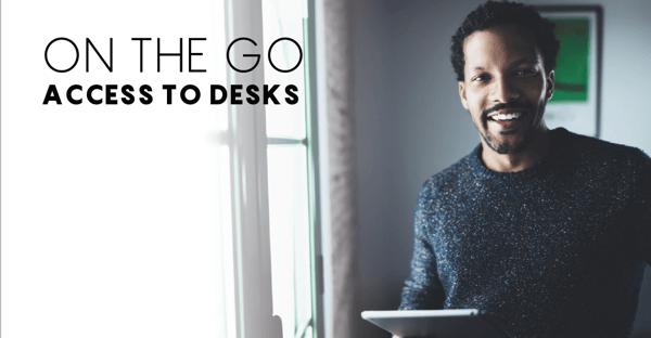 desk booking app