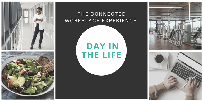 connected workplace experience