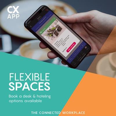 Flexible Spaces and Desks