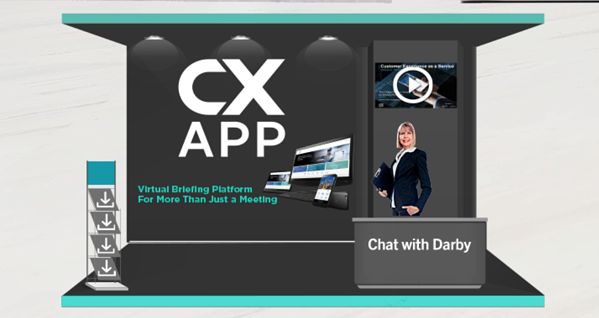 The CXApp Virtual Briefing Platform