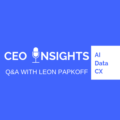 Q&A with The CXApp CEO: AI and the Customer Experience Journey