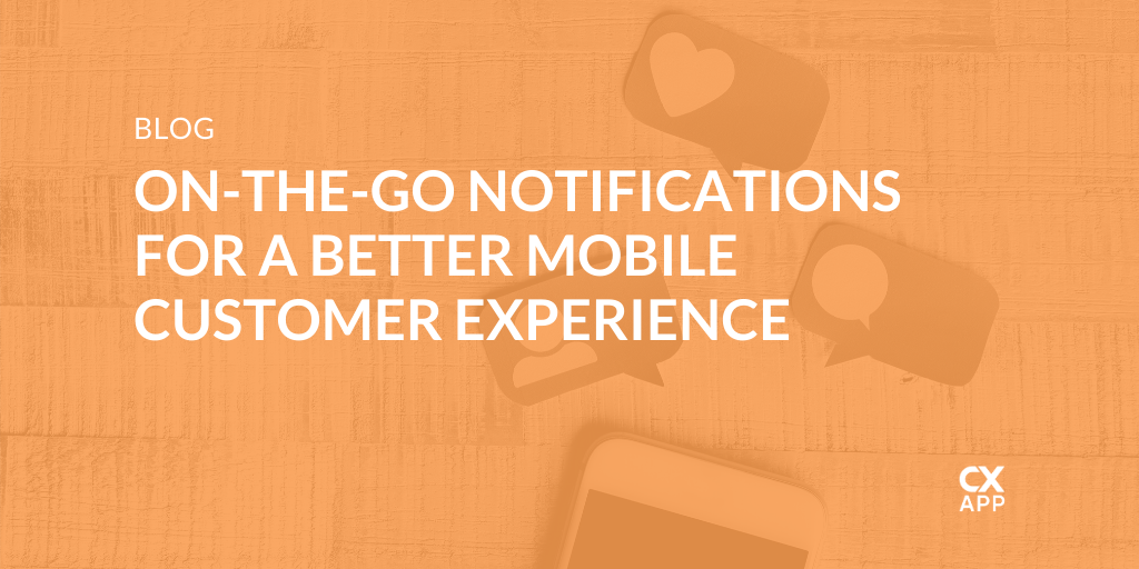 mobile notifications