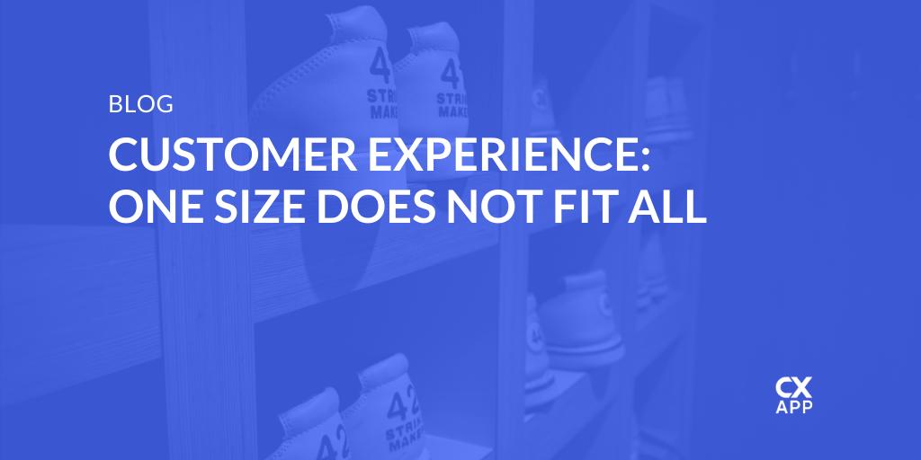 Personalization in the Modern Customer Experience Era
