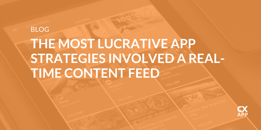 Why Content and Activity Feeds Are Necessary in Modern App Design