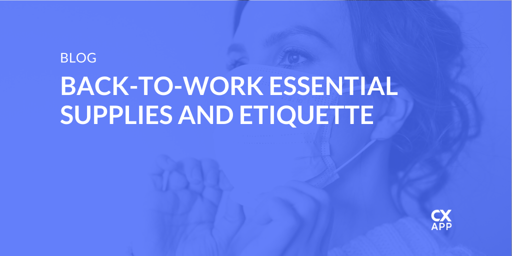 A Checklist For The Post-Pandemic Workplace