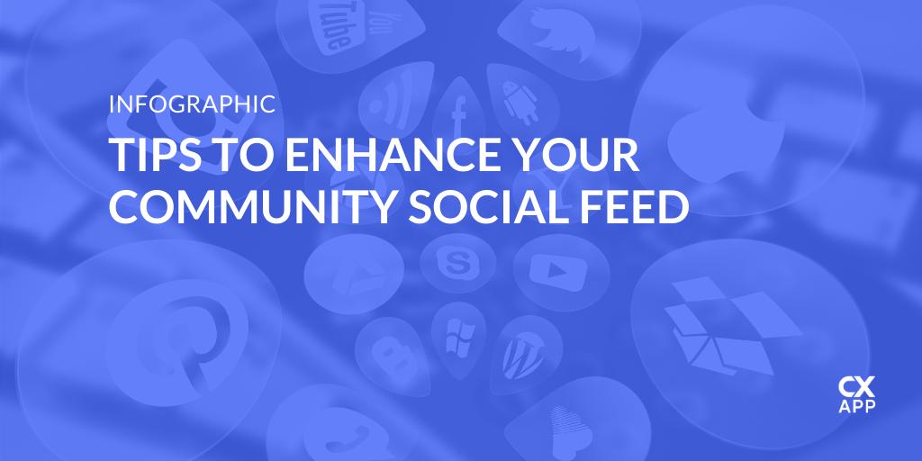 mobile app social feed