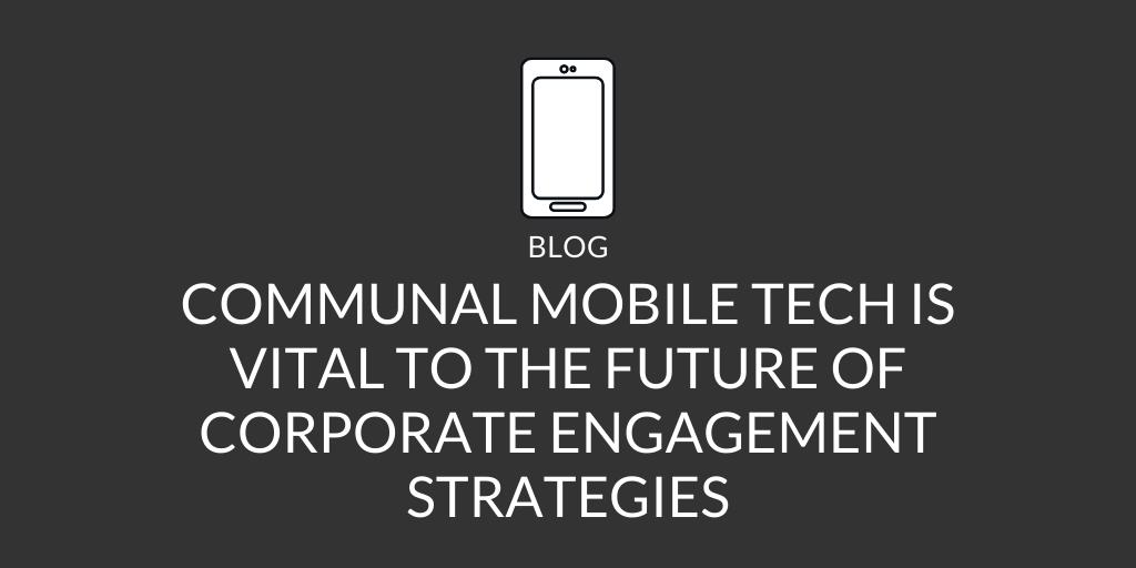 Shifting to Digital Corporate Communities