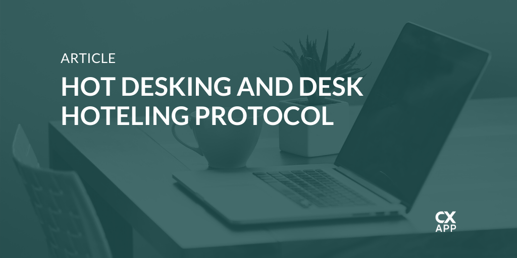 How to Work In a Flex Desk Environment Successfully