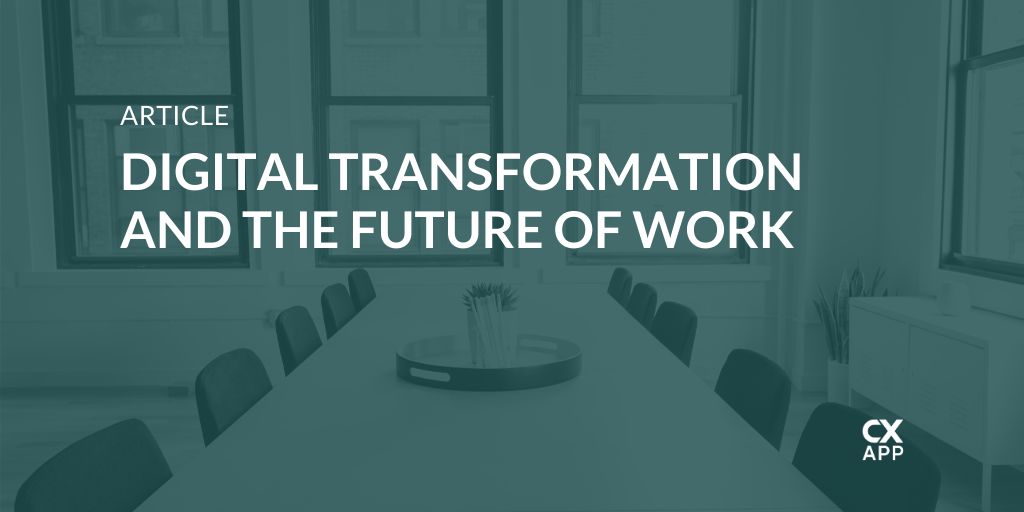 2021 Workplace and Office Trends: The Employee Experience Revolution
