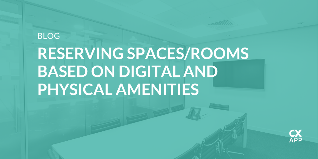Conference Room Attributes Help Efficient Space Usage In The Workplace